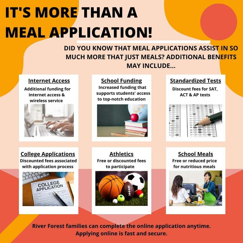 It's More than a Meal Application