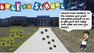 Evans VIRTUAL Back to School Night! Monday, August 24 from 5:30 to 6:30 pm.​